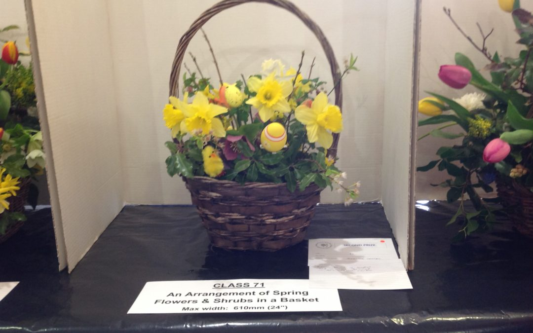 The Horti' Spring Show in Sarratt on Saturday