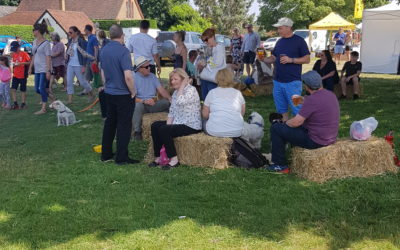 The Great get-together that was Sarratt Village Day…
