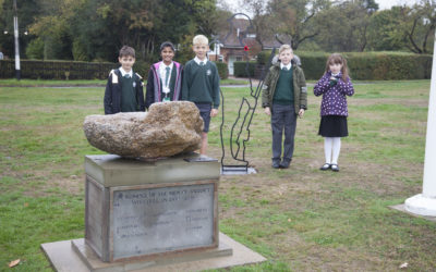 Lest We Forget …. by Sarratt  School's Junior Journalists