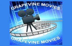 Grapevine Movies March 8th in Village Hall