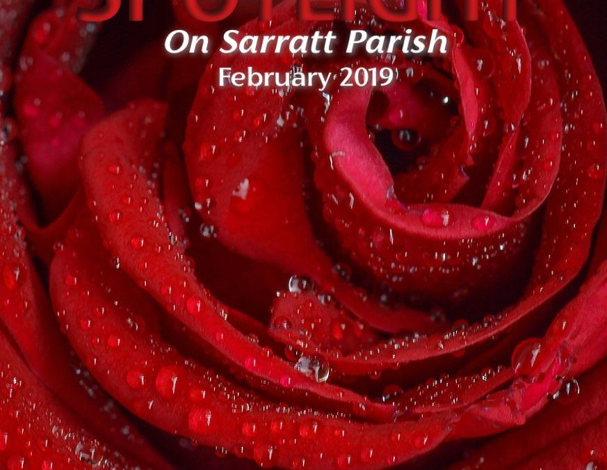 Sarratt Spotlight for February is available to read here.