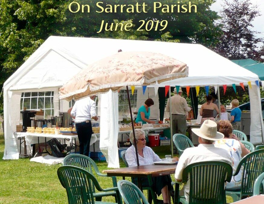 Sarratt Spotlight is out for June