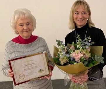 Freedom of the Parish for Carol