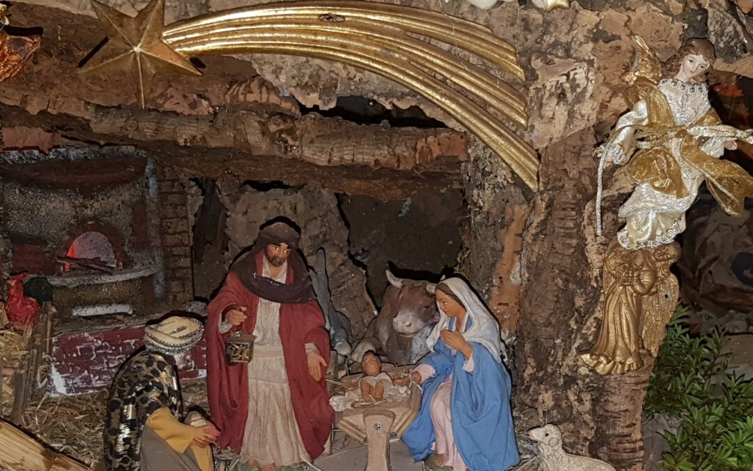 Bethlehem in Belsize …  a must see this Christmas Season